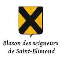Blason de saint blimond