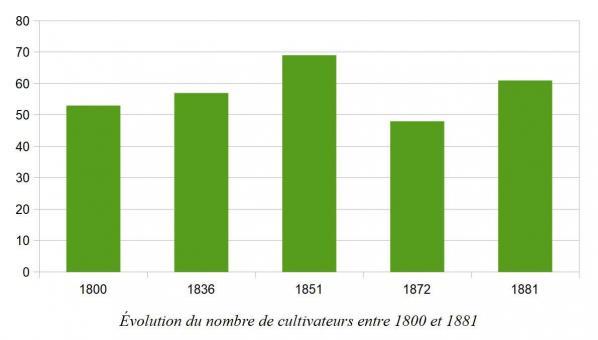 Evolution cultivateurs