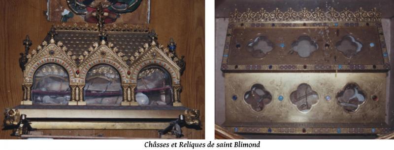 Reliques de st blimond