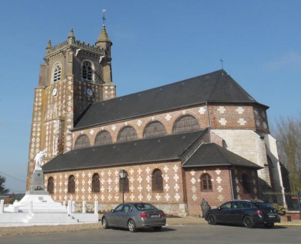 Eglise et Tour