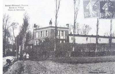 Usine DÉNY avant 1925