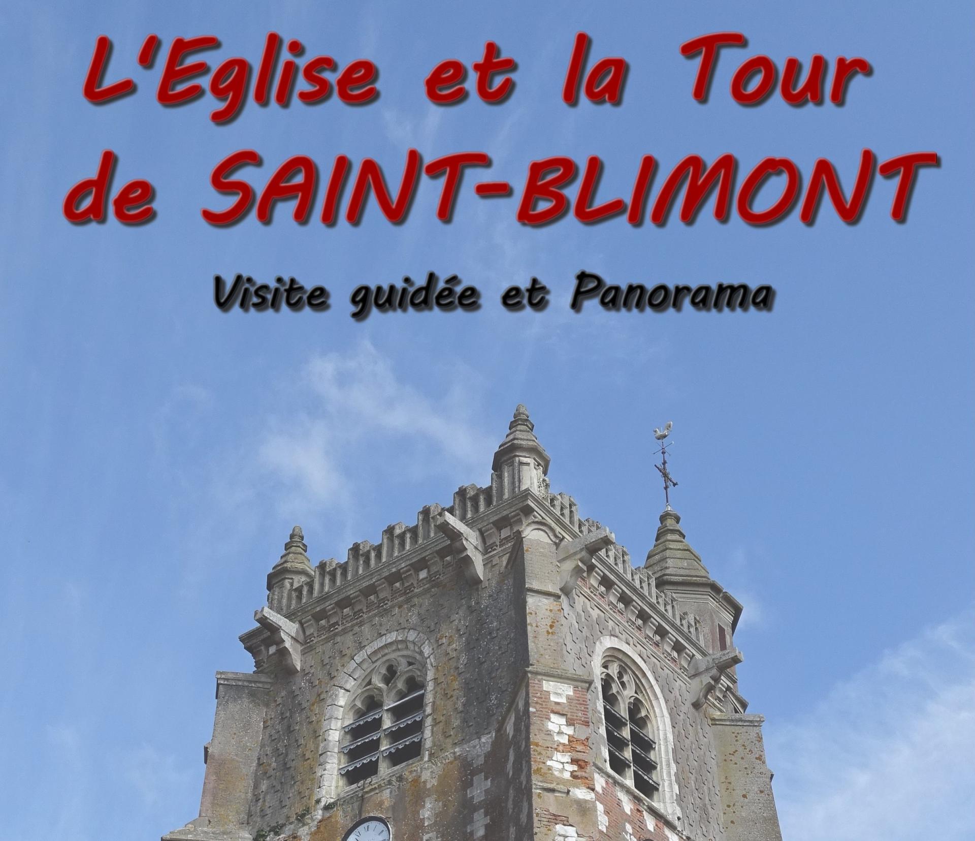 Visites de l'église et de la tour de guet